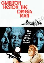 Omega Man, The : Afis