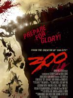 300 Spartali : Afis