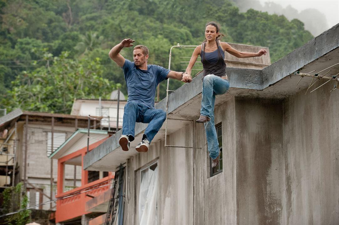 Hizli ve Öfkeli 5: Rio Soygunu : Fotograf Jordana Brewster, Paul Walker