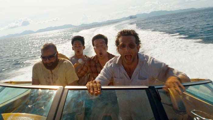 The Hangover 2: Felekten Bir Gece Daha : Fotograf Bradley Cooper, Ed Helms, Ken Jeong, Mason Lee, Zach Galifianakis