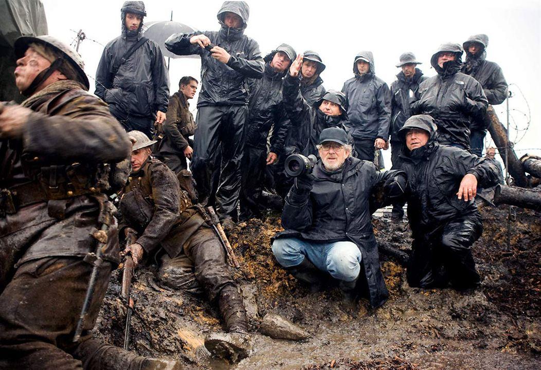 Savas Ati : Fotograf Steven Spielberg