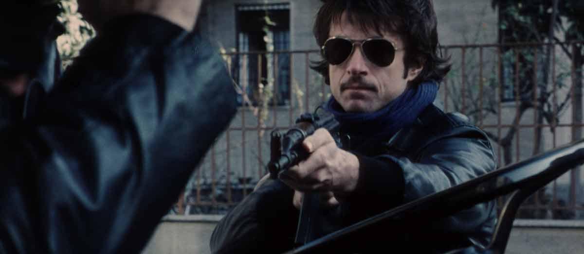 Le gangster Renato Vallanzasca d.