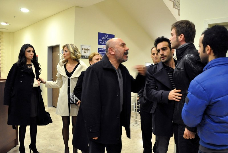 Fotograf Bade Isçil, Bugra Gülsoy, Hazar Ergüçlü, Kivanç Tatlitug, Mustafa Avkiran