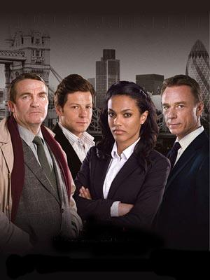 Law & Order: UK : Afis