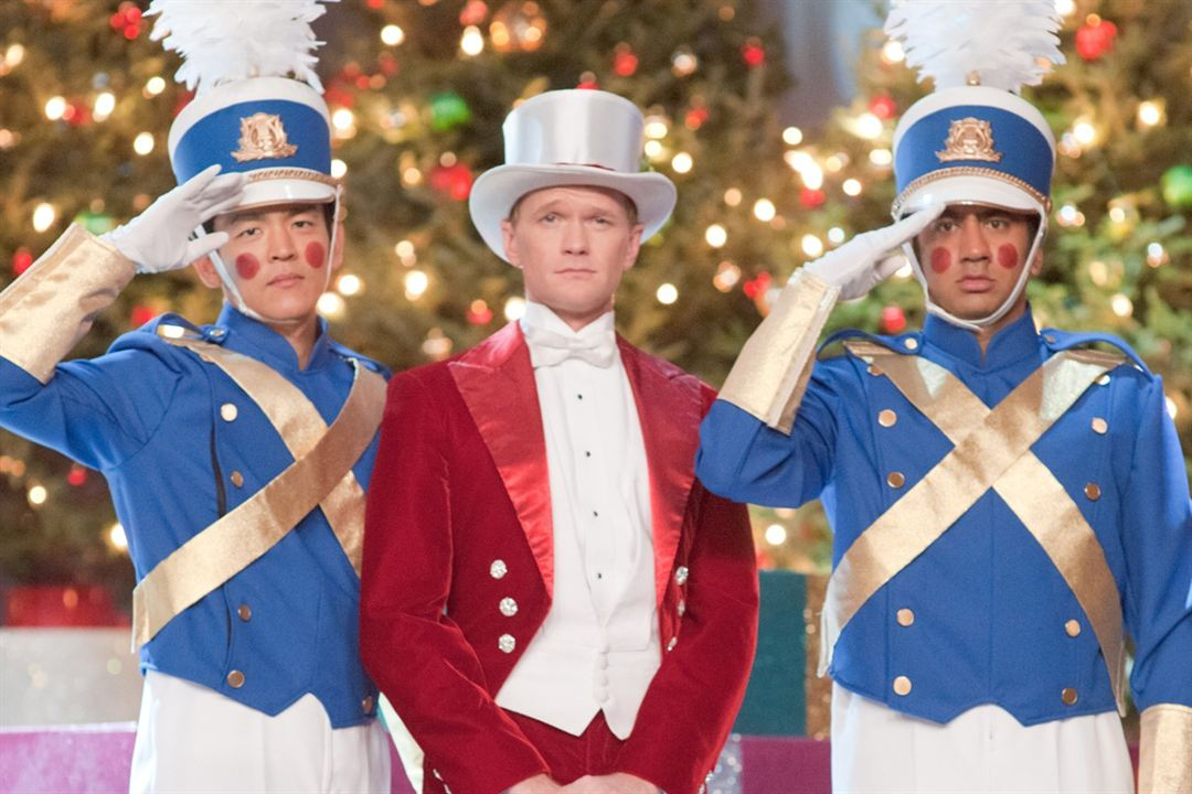 A Very Harold & Kumar 3D Christmas : Fotograf John Cho, Kal Penn, Neil Patrick Harris