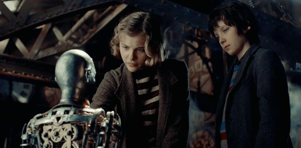 Hugo : Fotograf Asa Butterfield, Chloë Grace Moretz, Martin Scorsese