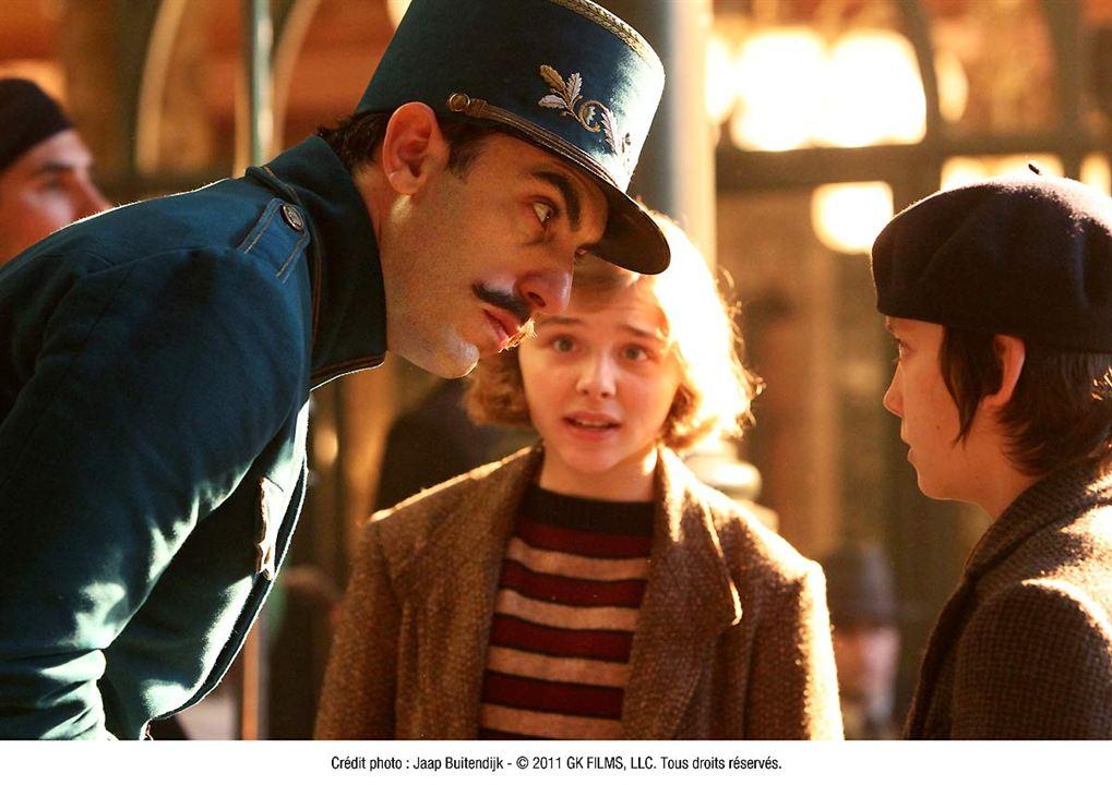 Hugo : Fotograf Asa Butterfield, Chloë Grace Moretz, Sacha Baron Cohen