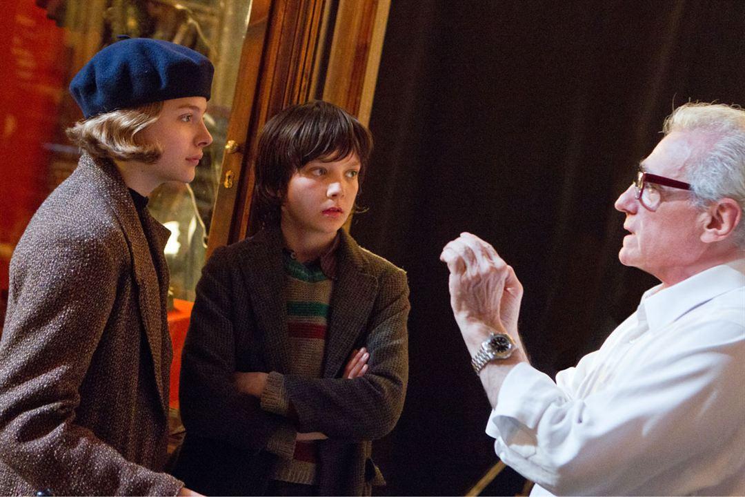 Hugo : Fotograf Asa Butterfield, Martin Scorsese