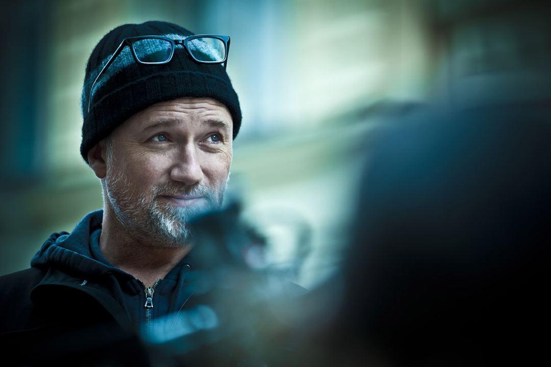Ejderha Dövmeli Kiz : Fotograf David Fincher