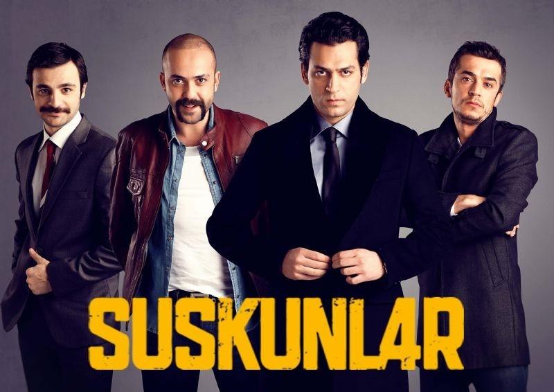 Suskunlar : Fotograf Güven Murat Akpinar, Murat Yildirim, Sarp Akkaya