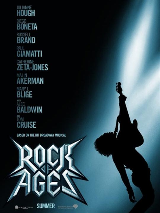 Rock of Ages : poster