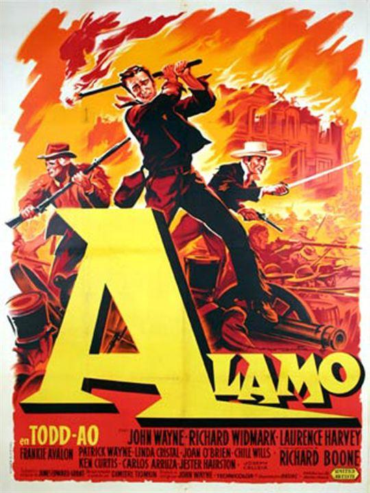 The Alamo : Afis