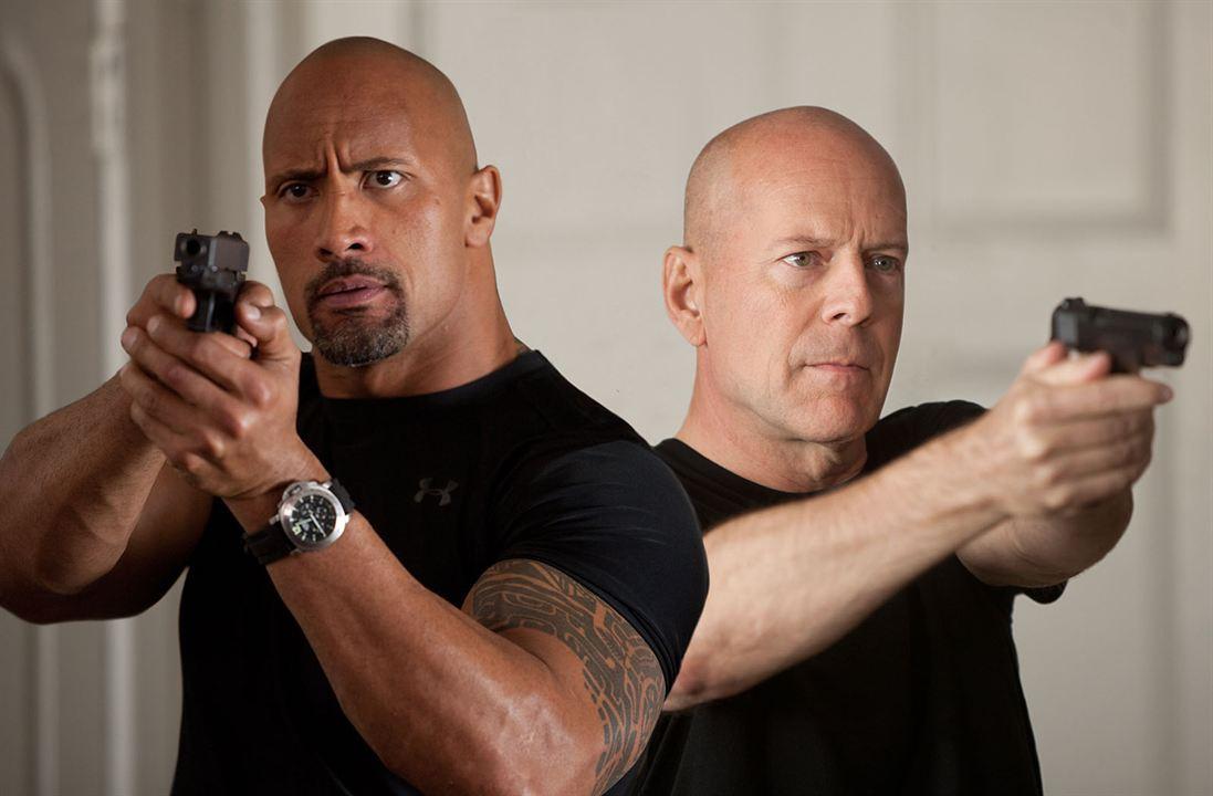 G.I. Joe: Misilleme [3D] : Fotograf Bruce Willis, Dwayne Johnson
