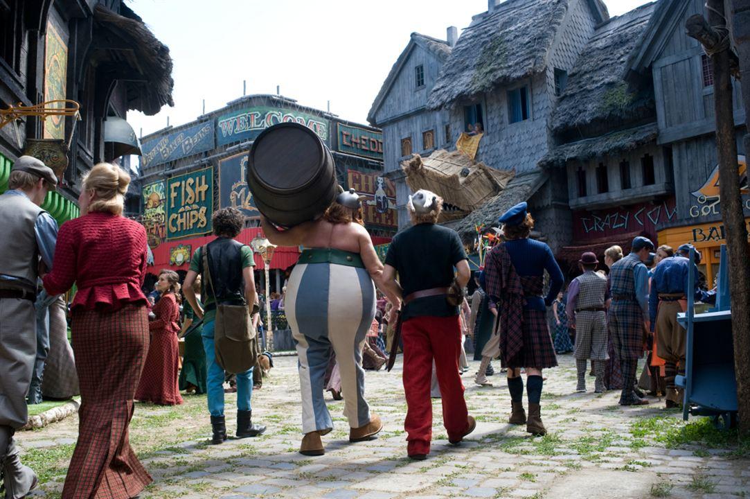 Asteriks ve Oburiks Gizli Görevde : Fotograf