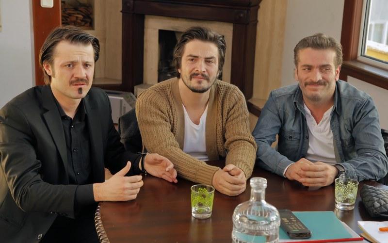 Fotograf Ahmet Kural, Murat Cemcir, Sadi Celil Cengiz