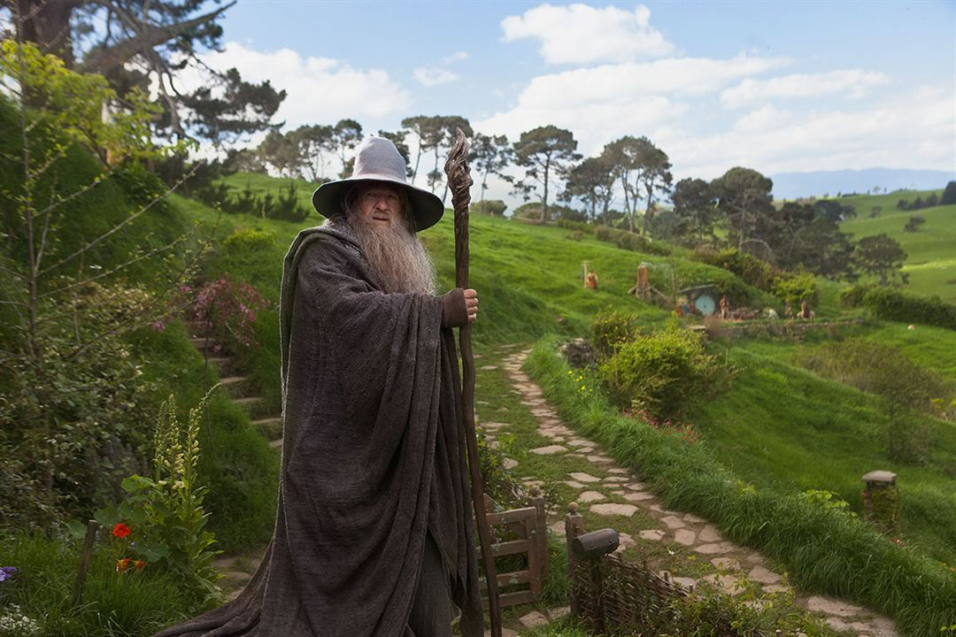 Hobbit: Beklenmedik Yolculuk : Fotograf Ian McKellen