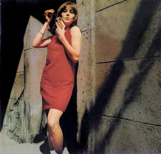 The Girl from U.N.C.L.E : Fotograf Stefanie Powers