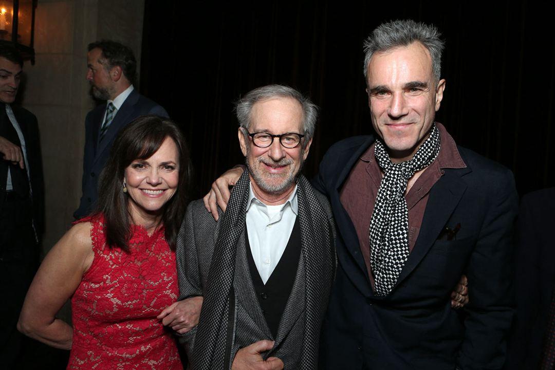 Lincoln : Vignette (magazine) Daniel Day-Lewis, Sally Field, Steven Spielberg