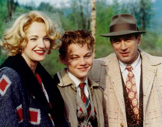 Bu Çocugun Hayati : Fotograf Ellen Barkin, Leonardo DiCaprio, Robert De Niro
