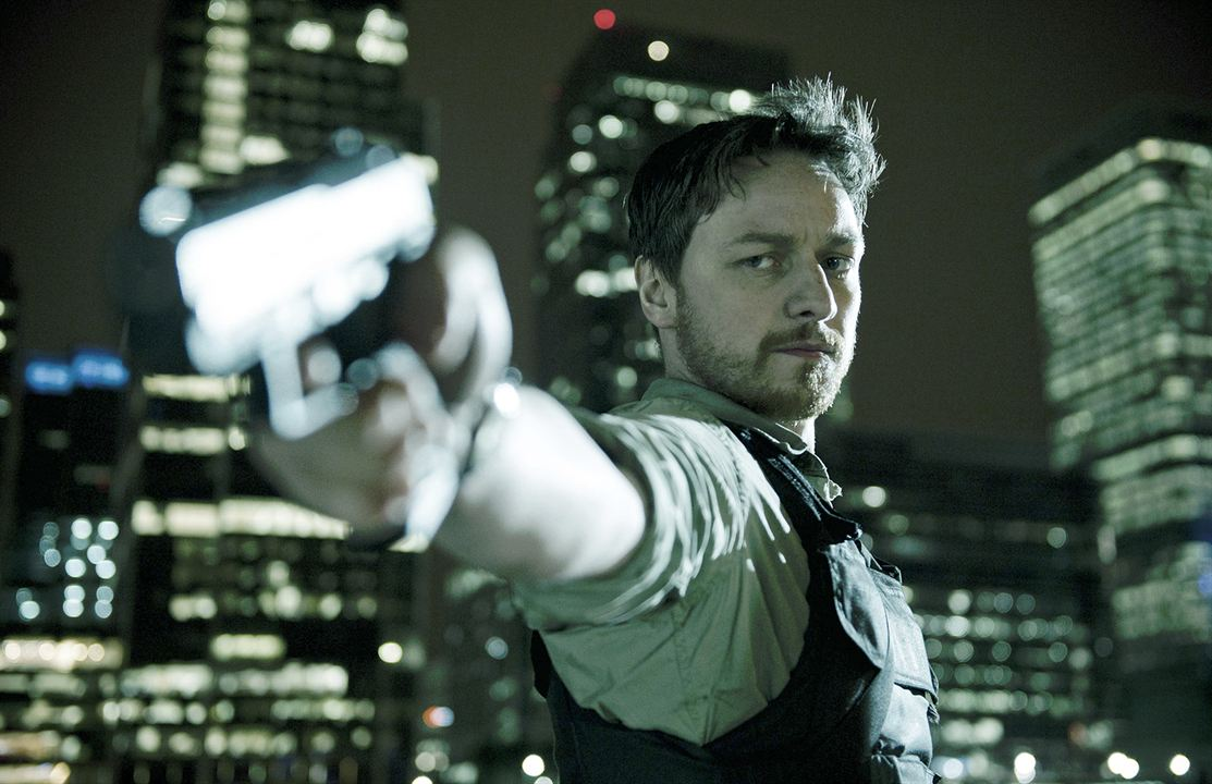 Welcome to the Punch : Fotograf James McAvoy