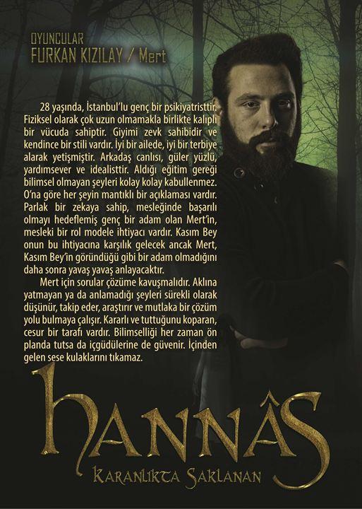 Hannas: Karanlıkta Saklanan