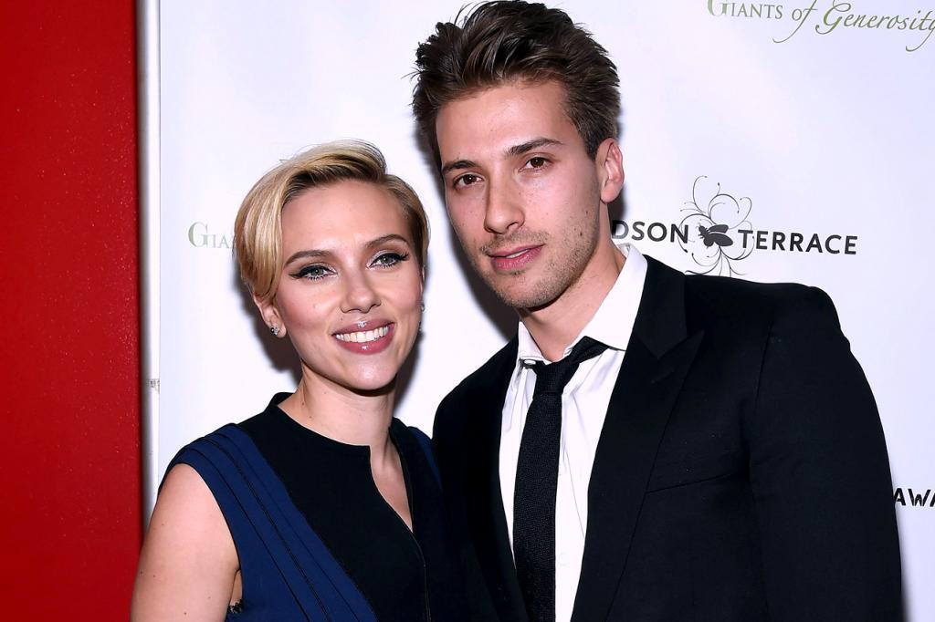 Scarlett ve Hunter Johansson