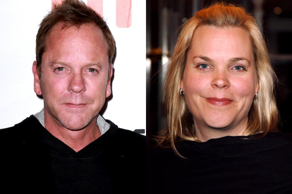 Kiefer ve Rachel Sutherland