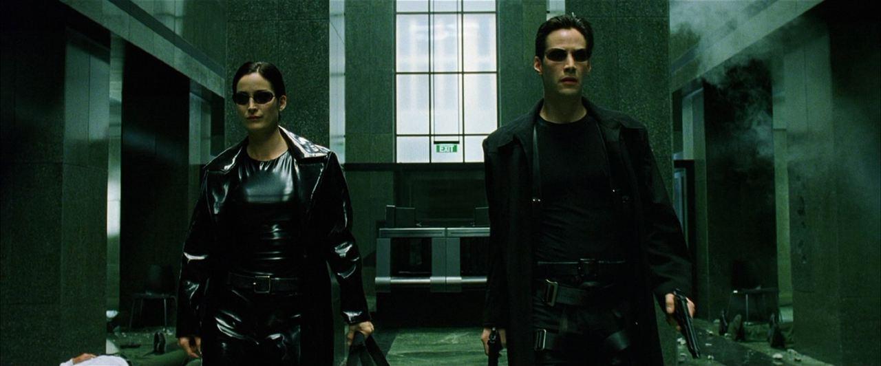 Neo ve Trinity