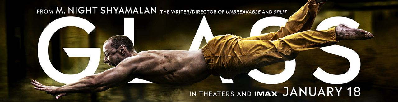 "James McAvoy ve Bruce Willis'li ""Glass""tan Yeni Posterler Geldi!"