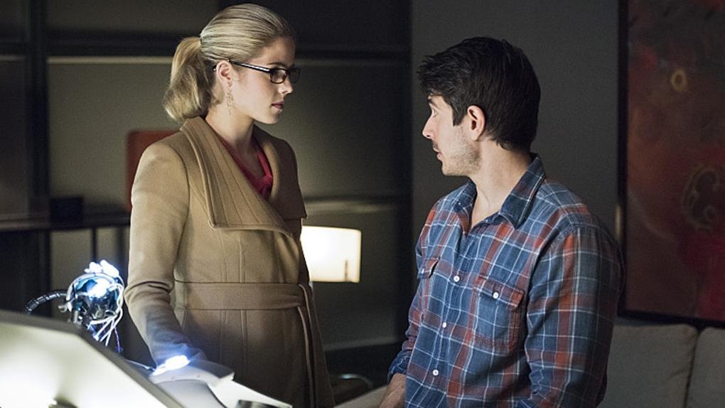 Felicity ve Ray
