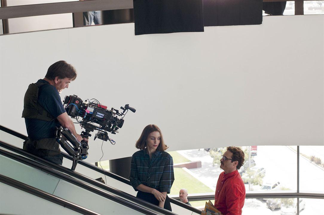 Ask : Fotograf Joaquin Phoenix, Rooney Mara, Spike Jonze