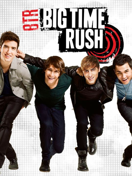 Big Time Rush : Afis