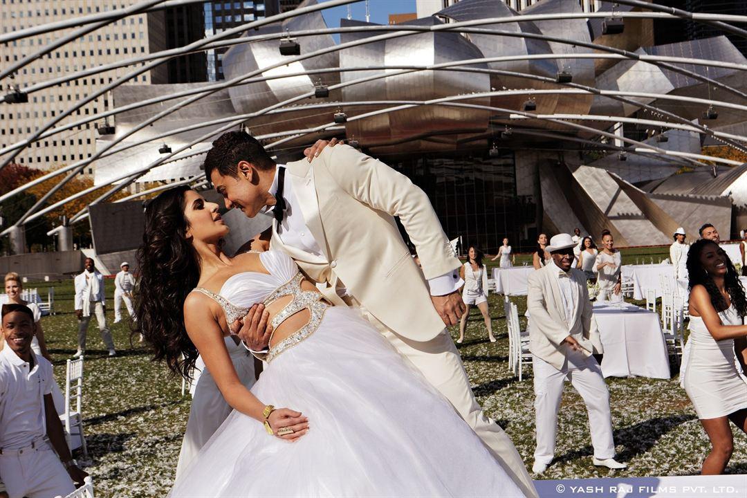 Dhoom 3 : Fotograf Aamir Khan, Katrina Kaif