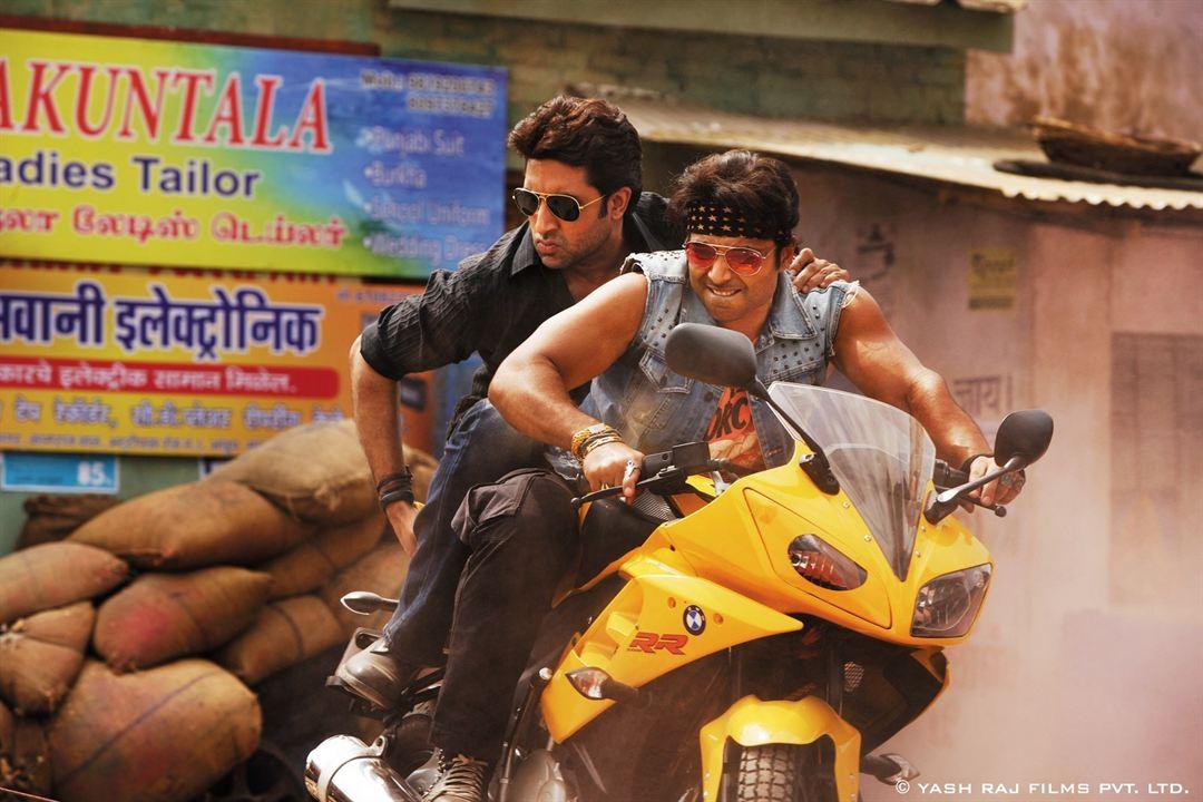 Dhoom 3 : Fotograf Abhishek Bachchan, Uday Chopra