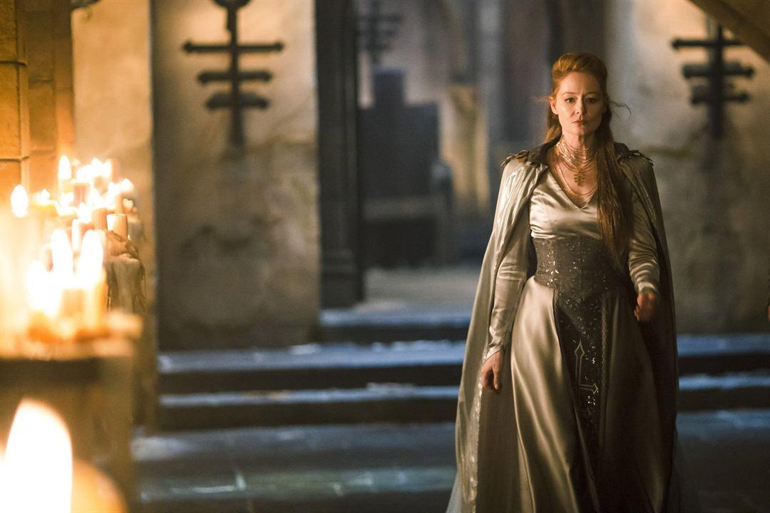 Frankenstein: Ölümsüzlerin Savaşı: Miranda Otto