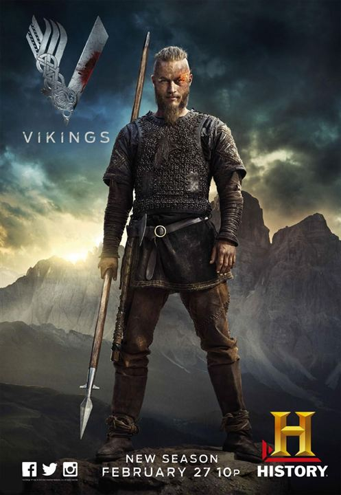 Vikings : Afis