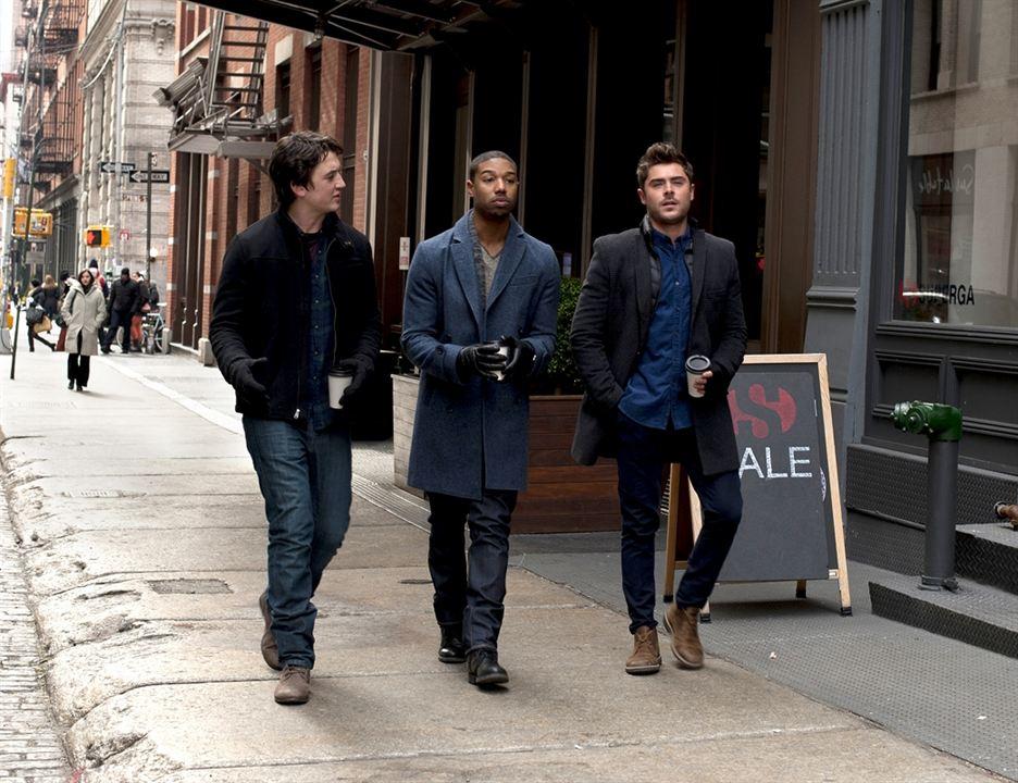 That Awkward Moment : Fotograf Michael B. Jordan, Miles Teller, Zac Efron