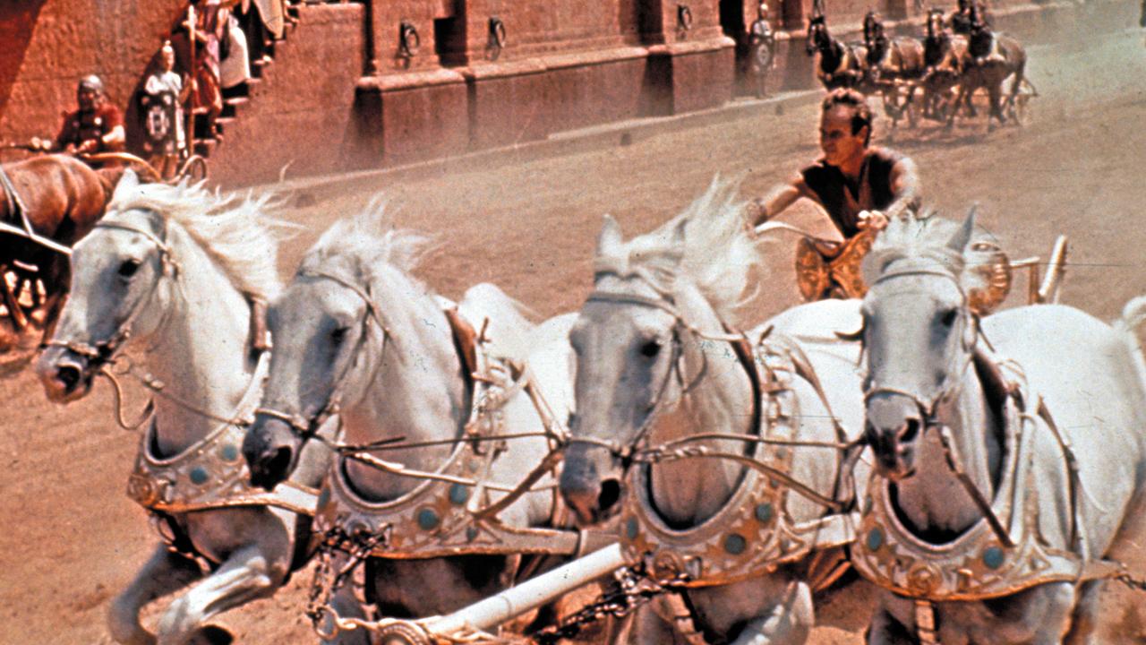 Ben Hur : Fotograf