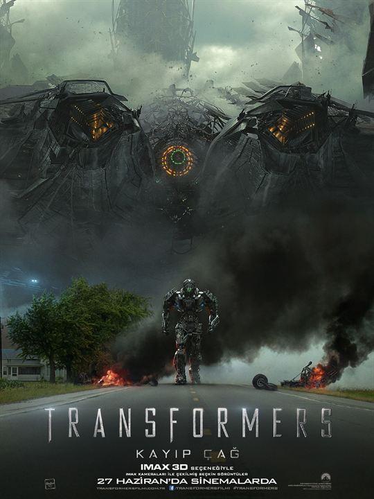 Transformers: Kayip Çag : Afis