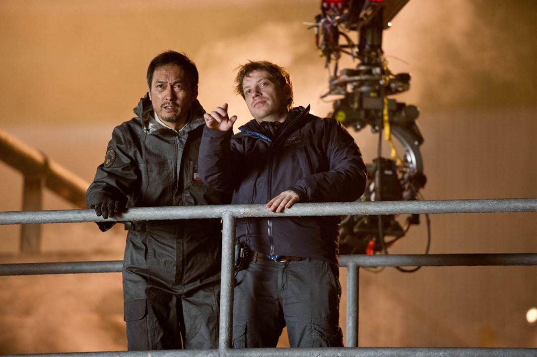Godzilla 3D : Fotograf Gareth Edwards (V), Ken Watanabe