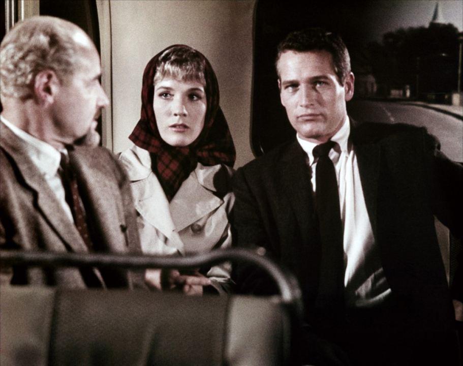 Torn Curtain : Fotograf Julie Andrews, Paul Newman