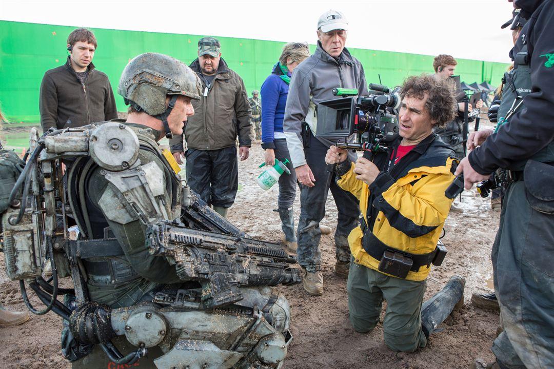 Yarinin Sinirinda : Fotograf Doug Liman, Tom Cruise