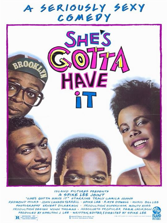 She's gotta have it : Afis