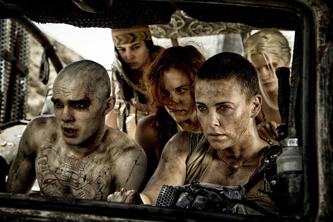Mad Max: Fury Road : Fotograf Charlize Theron, Nicholas Hoult, Riley Keough