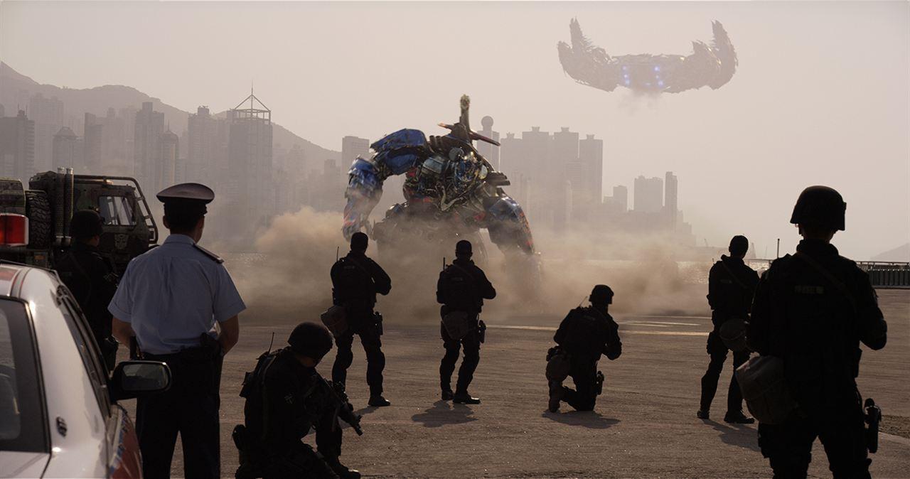 Transformers: Kayip Çag : Fotograf