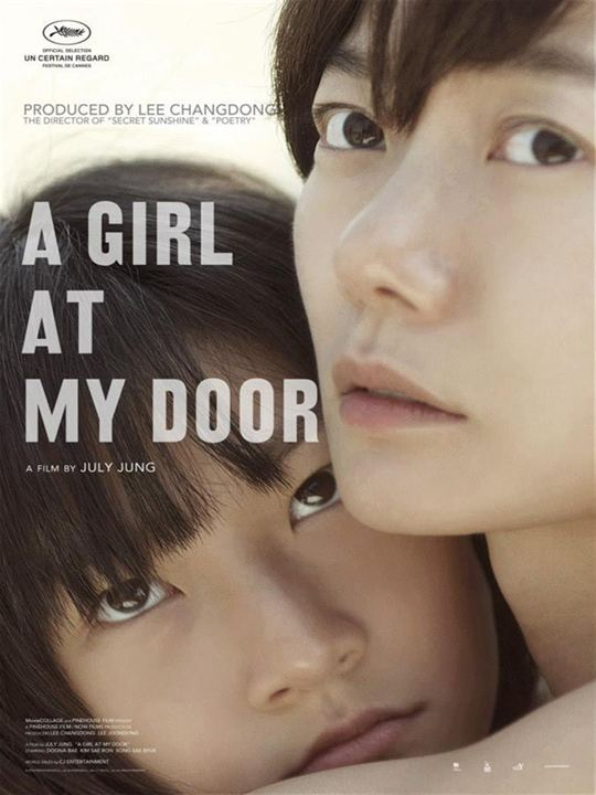 A Girl at My Door : Afis