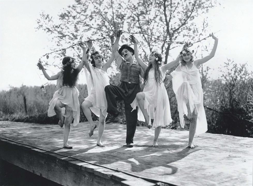 Fotograf Charles Chaplin