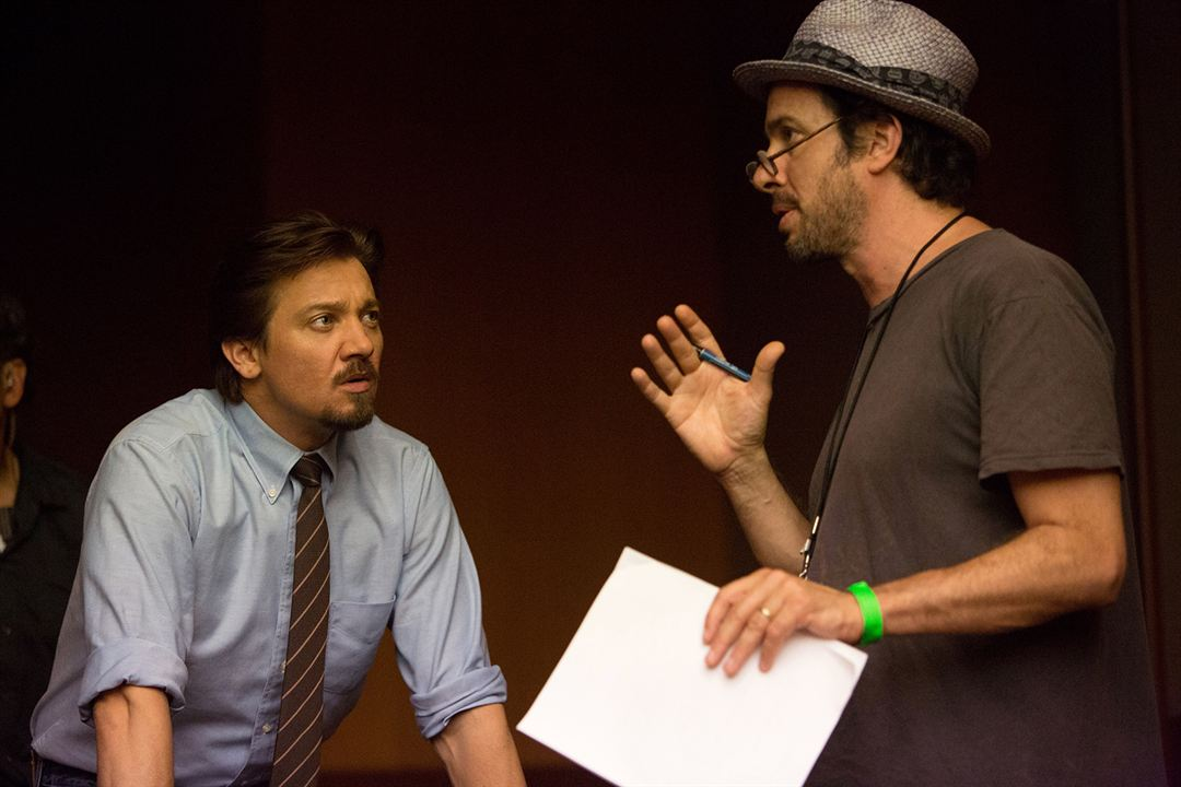 Kill The Messenger : Fotograf Jeremy Renner, Michael Cuesta