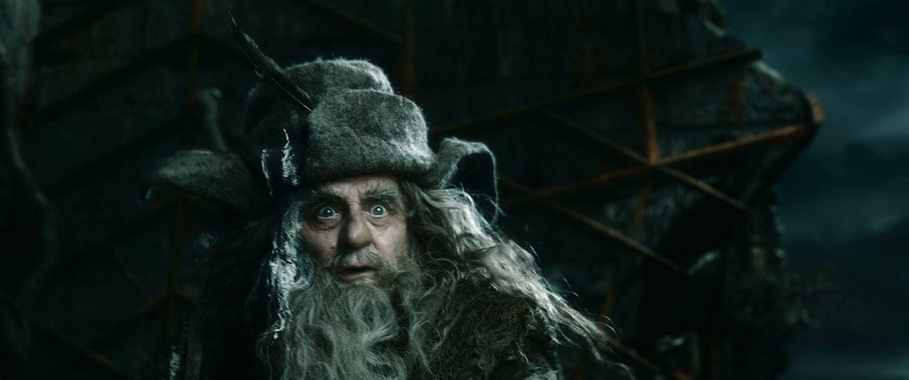 Hobbit: Bes Ordunun Savasi : Fotograf Sylvester McCoy