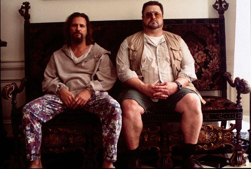 Büyük Lebowski : Fotograf Jeff Bridges, John Goodman
